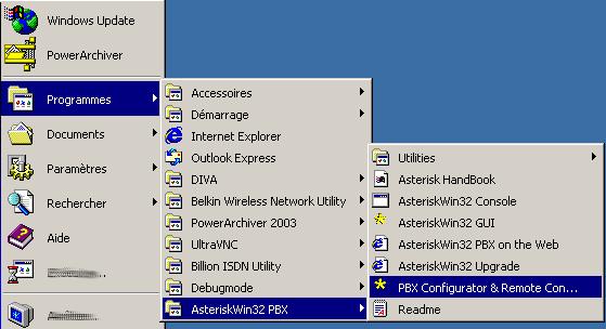 Asterisk Windows
