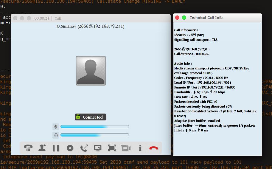 Freeswitch SIP Encryption