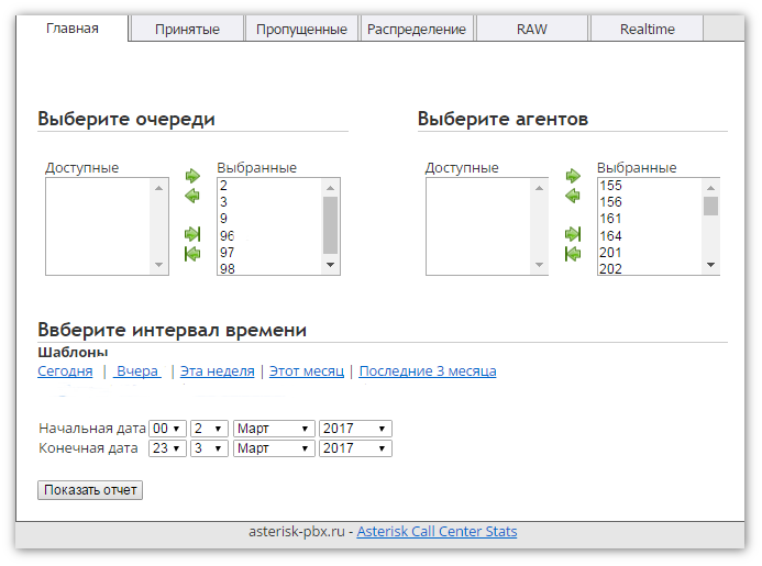 asterisk-pbx.ru call center stats
